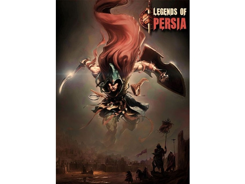 Gra PC Legends of Persia wersja cyfrowa