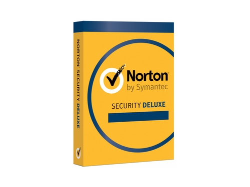 Symantec NORTON SECURITY DELUXE 3.0 1 USER 5D/12M ESD - 21358339