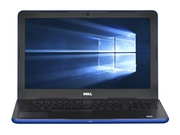 "Laptop Dell 5567-5383 Core i5-7200U 15,6"" 4GB HDD 1TB Radeon R7 M445 Intel® HD Graphics 620 Win10"