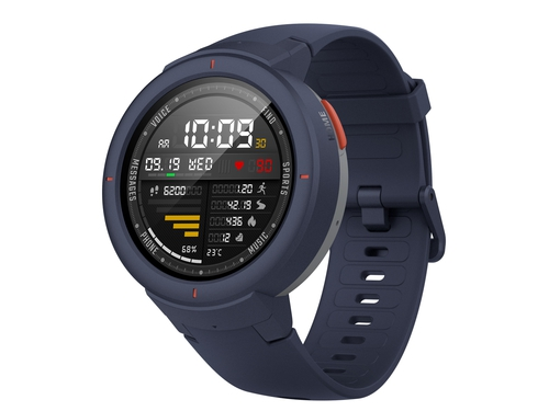 Xiaomi Huami AMAZFIT Verge Smart Watch Blue