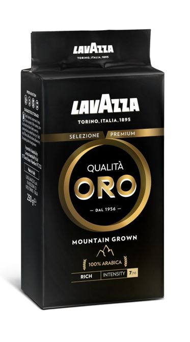 #Lavazza Qualita Oro Mountain Grown mielona 250g