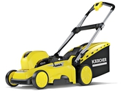 Kosiarka akumulator. KARCHER LMO 36-40 Battery Set - 1.444-450.0