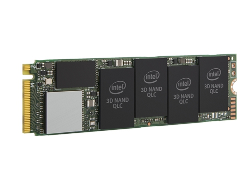 INTEL SSD 660p Series 512GB, M.2 80mm PCIe 3.0 x4 - SSDPEKNW512G8X1 978348
