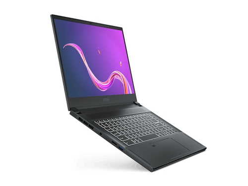 """MSI Creator 15 A10SDT-091PL i7-10750H 15.6"""" FHD Finger Touch panel, 60Hz 16GB DDR4 3200MHz 512GB NVMe PCIe SSD GTX 1660 Ti Max-Q 6GB Windows 10 Home Advanced without ODD"""