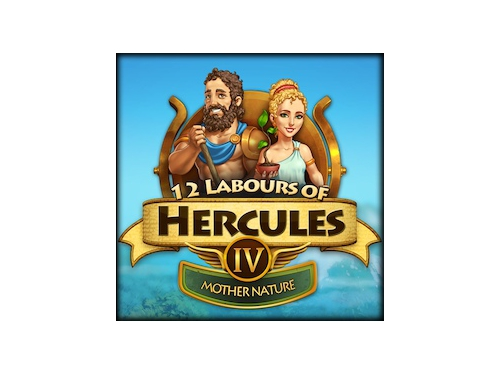 Gra PC 12 Labours of Hercules IV: Mother Nature - wersja cyfrowa