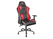 FOTEL GAMINGOWY GXT 707R Resto Gaming Chair - Red - 22692