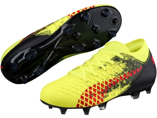 FUTURE 18 4 FG AG Jr Fizzy Yellow-Red Bl - FUTURE 18.4 FG AG Jr Fizzy Yell