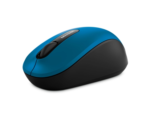 Mysz Microsoft Mobile Mouse 3600 Bluetooth Blue - PN7-00023