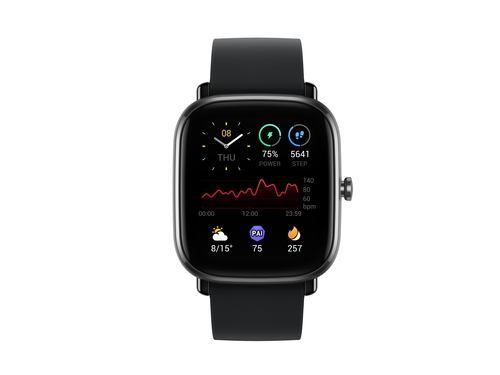 Smartwatch Huami Amazfit GTS 2 Mini Midnight Black - W2018OV1N