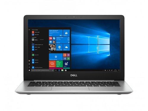 "Laptop Dell Inspiron 5370 5370-3322 Core i3-7130U 13,3"" 4GB SSD 128GB Intel® UHD Graphics 620 Win10Pro"