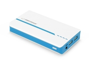 Power Bank Esperanza Atom EMP107WB 11000mAh microUSB USB 2.0