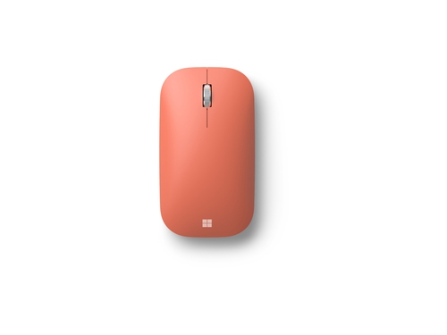 Microsoft Modern Mobile Mouse Bluetooth Peach - KTF-00045