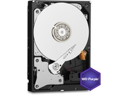 "Dysk HDD 10TB Western Digital Purple WD100PURZ 3.5"" SATA III 256 MB"