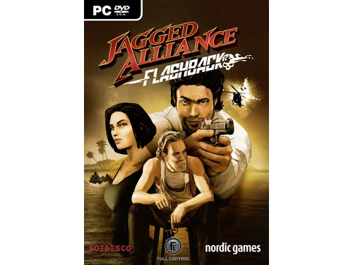 Jagged Alliance Flashback - K00430