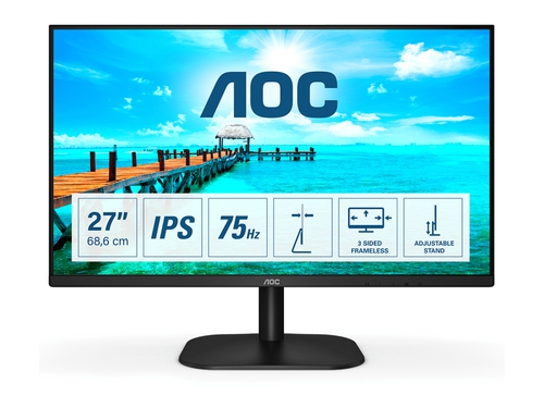 "MONITOR AOC LED 27"" 27B2DA"
