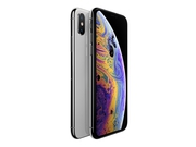 Smartfon Apple iPhone XS 64GB Silver MT9F2CN/A Bluetooth WiFi NFC GPS LTE Galileo DualSIM 64GB iOS 12 kolor srebrny