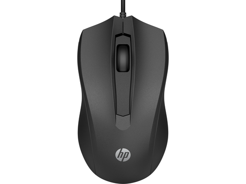 HP Wired Mouse 100 - 6VY96AA