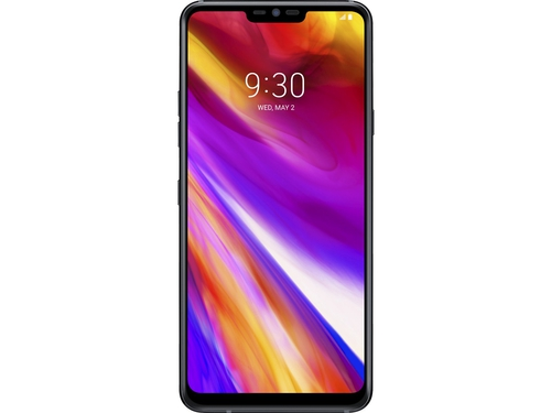 Smartfon LG G7 ThinQ 64GB Black Bluetooth WiFi NFC GPS Miracast LTE 64GB Android 8.0 kolor czarny