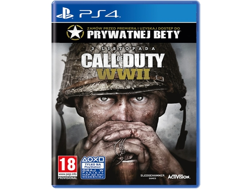 Gra PS4 Call Of Duty: WWII
