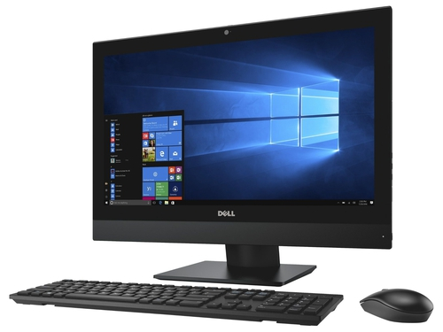 "Komputer AIO Dell OptiPlex 5250 21,5"" Core i3-7100 4GB HDD 500GB Win10Pro N005O5250AIO"