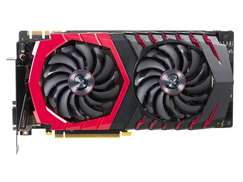 Karta graficzna MSI GeForce GTX1070 GTX 1070 GAMING X 8G 8GB