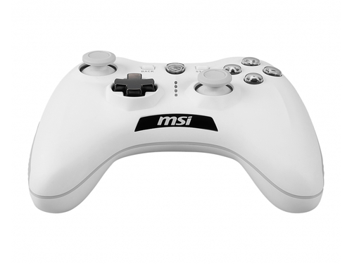 PAD MSI FORCE GC30 V2 WHITE GAMING CONTROLLER