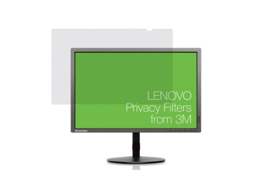 Lenovo 24.0-inch W10 Monitor Privacy Filter from 3M - 0B95657