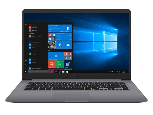 "Laptop Asus S510UN-BQ180T Core i5-8250U 15,6"" 4GB HDD 1TB SSD 256GB GeForce MX150 Intel® UHD Graphics 620 Win10"