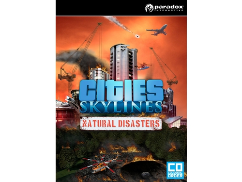 Gra wersja cyfrowa DLC Cities: Skylines - Natural Disasters