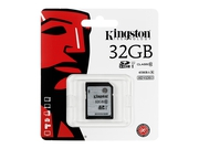 Karta pamięci Kingston SDHC SD10VG2 32GB - SD10VG2/32GB