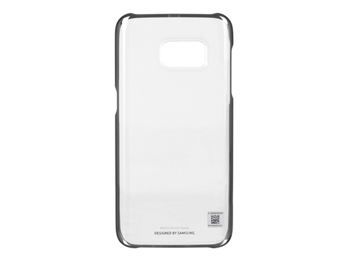 Etui SAMSUNG do Galaxy S7 Clear Cover Srebrny - EF-QG930CSEGWW
