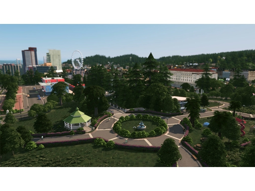 Cities: Skylines - Parklife - DLC Parklife - K01170