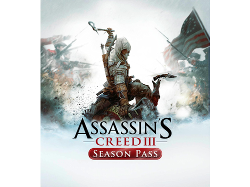 Gra wersja cyfrowa ASSASSIN'S CREED® III - SEASON PASS E42338
