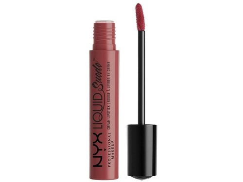 NYX LIQUID SUEDE CREAM LIPSTICK - SOFT-SPOKEN