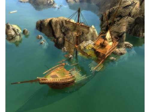 Gra PC The Guild 2 Pirates of the European Seas wersja cyfrowa