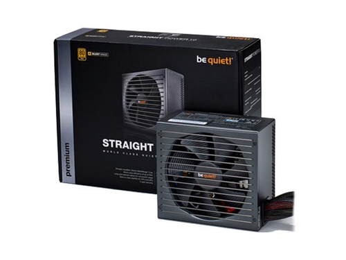 BE QUIET! STRAIGHT POWER 10 80+ GOLD 400W - BN230