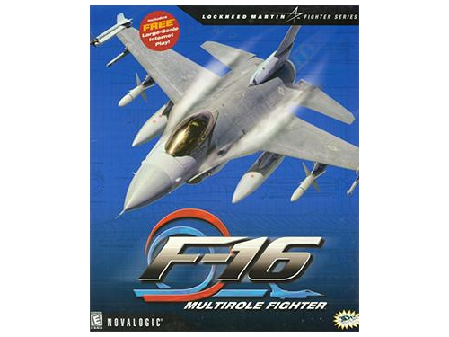 F-16 Multirole Fighter - K00408