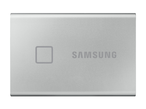 Samsung SSD T7 Touch 500GB MU-PC500S/WW srebrny