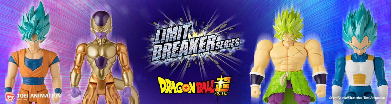 #DRAGON BALL LIMIT BREAKER SS BROLY