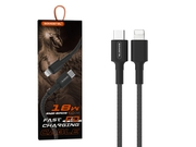 SOMOSTEL KABEL IPHONE POWER DELIVERY SMS-BW05 IP B - SMS-BW05 BLACK Iphone