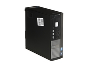 Komputer stacjonarny Dell OptiPlex 9020 Dell9020i5-45908G256SSDDVDSFFW1 Core i5-4590 Intel HD 4600 8GB DDR3 SDRAM SSD 256GB Win10Pro Używany