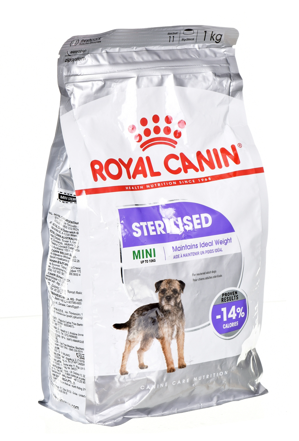 #ROYAL CANIN Mini Sterilised 1kg