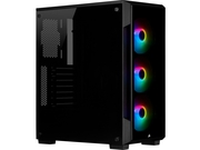 OBUDOWA CORSAIR iCUE 220T RGB TG Mid Tower BLACK - CC-9011190-WW