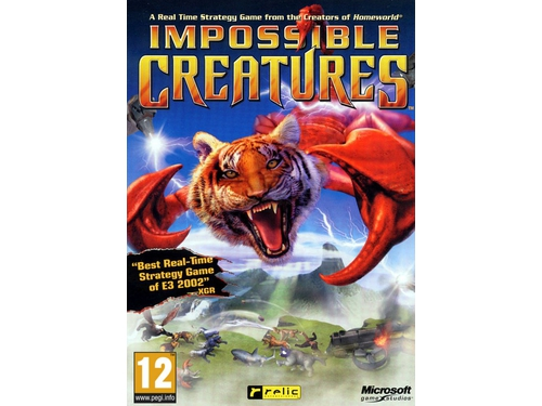 Impossible Creatures - K00417