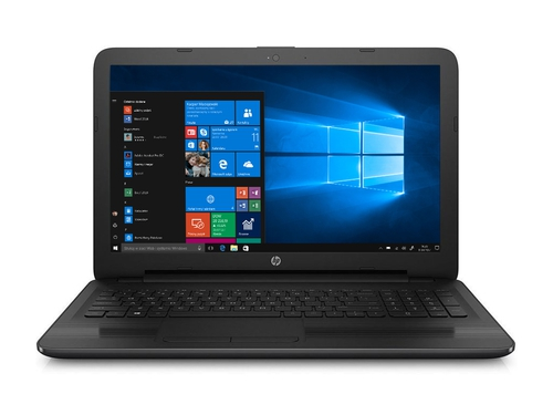 "Laptop HP 15-BA009DX X7T78UAT A6-7310 15,6"" 4GB HDD 500GB Radeon R4 Win10"