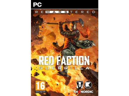 Red Faction Guerrilla Re-Mars-tered - K01198