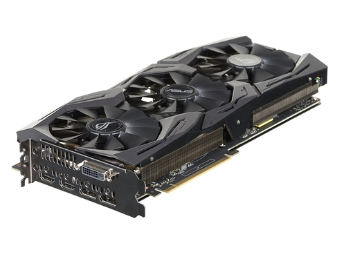 Karta graficzna Asus GeForce GTX1060 STRIX-GTX1060-6G-GAMING 6GB GDDR5 8008 MHz 192-bit