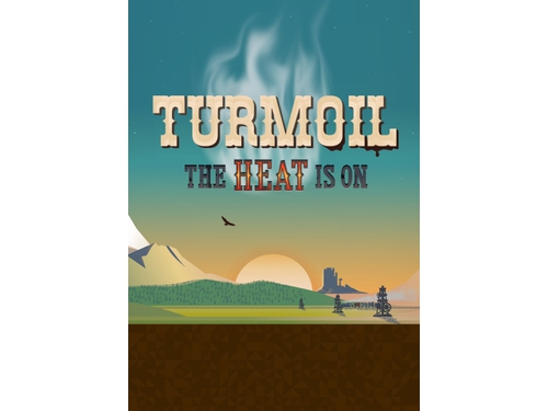 Gra wersja cyfrowa DLC Turmoil - The Heat Is On
