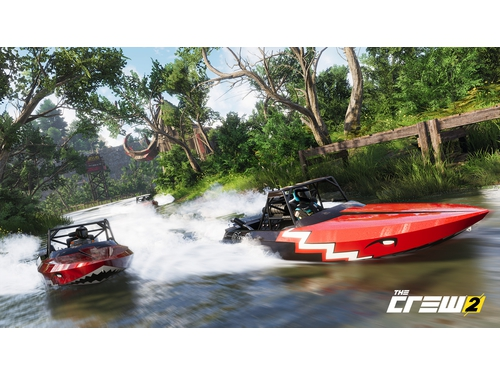 Gra wersja cyfrowa The Crew 2 – Deluxe Edition