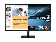 "MONITOR SAMSUNG SMART M7 LED 32"" LS32AM700URXEN"